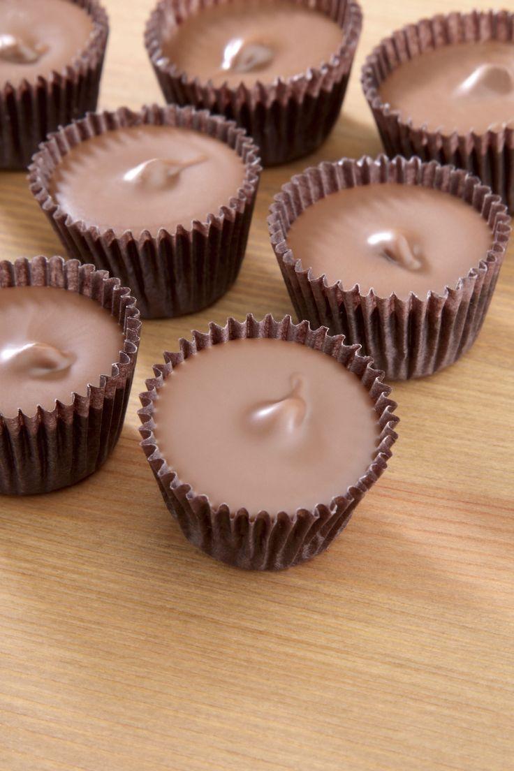 Chocolats au beurre de cacahuète                                                                                                                                                                                 Plus