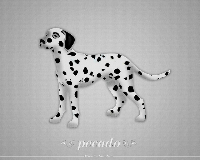 pecado by semiautomatico, via Flickr