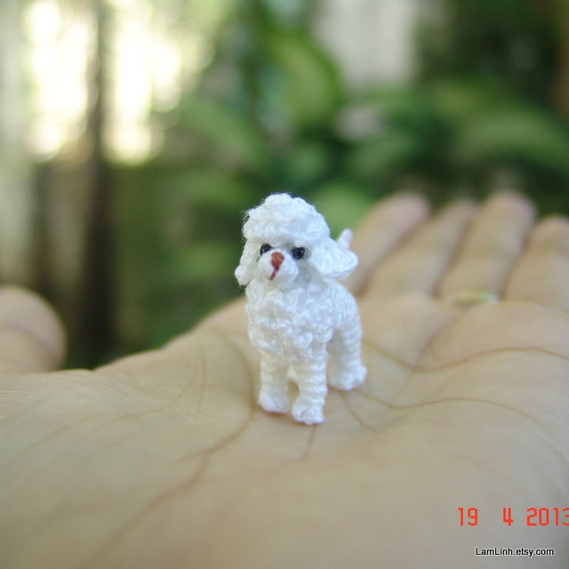 Amigurumi Free Patterns Owl : 10+ images about Pudels gehaekelt . on Pinterest Toy ...