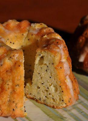 Recette sans gluten: cake au citron et graines de pavot | LE BONHEUR EST SANS GLUTEN