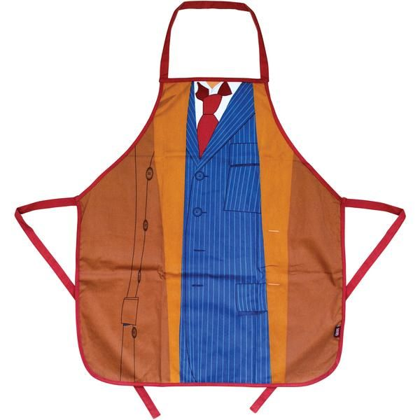Doctor Who 10th And 11th Doctor Costume Aprons