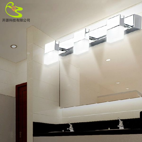 9 watts of high quality bathroom lighting modern 810lm 85 265v warm white and white