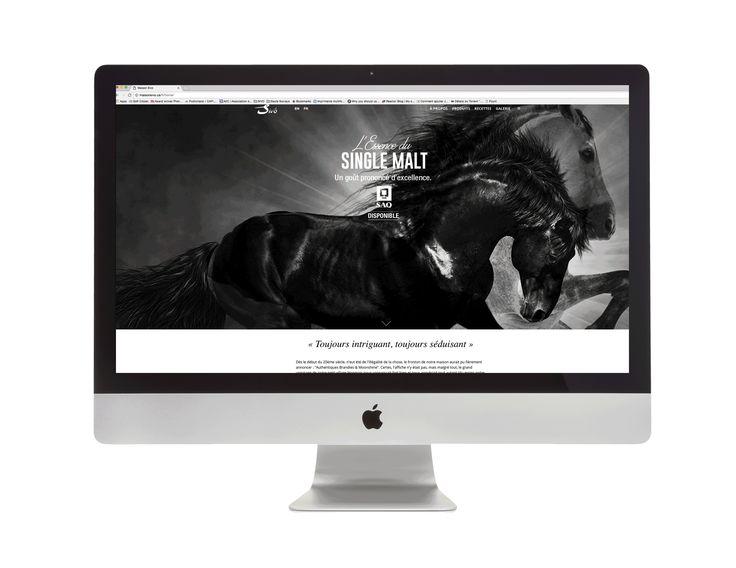 On parle de nous aujourd'hui sur le Grenier aux nouvelles. Allez vite voir ce qu'on a fait pour la Maison Sivo!  #grenierauxnouvelles #maisonsivo #melanietruchon #designweb #design #montreal