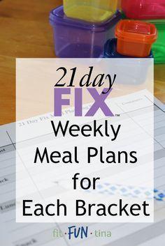 Die Planung Ihrer 21-Tage-Mahlzeit ist jetzt noch einfacher! Hier ist eine Liste…
