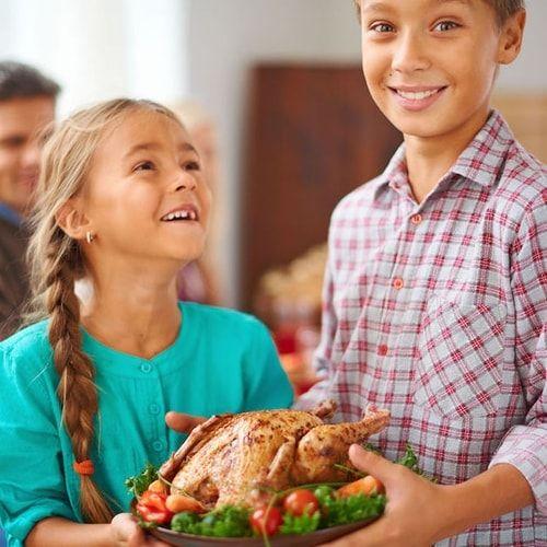 Il Giorno del Ringraziamento: tradizione che si sta diffondendo anche in Italia. Perché festeggiarlo?  #Thanksgiving