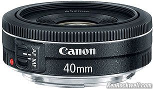 AWESOME Canon lens reviews