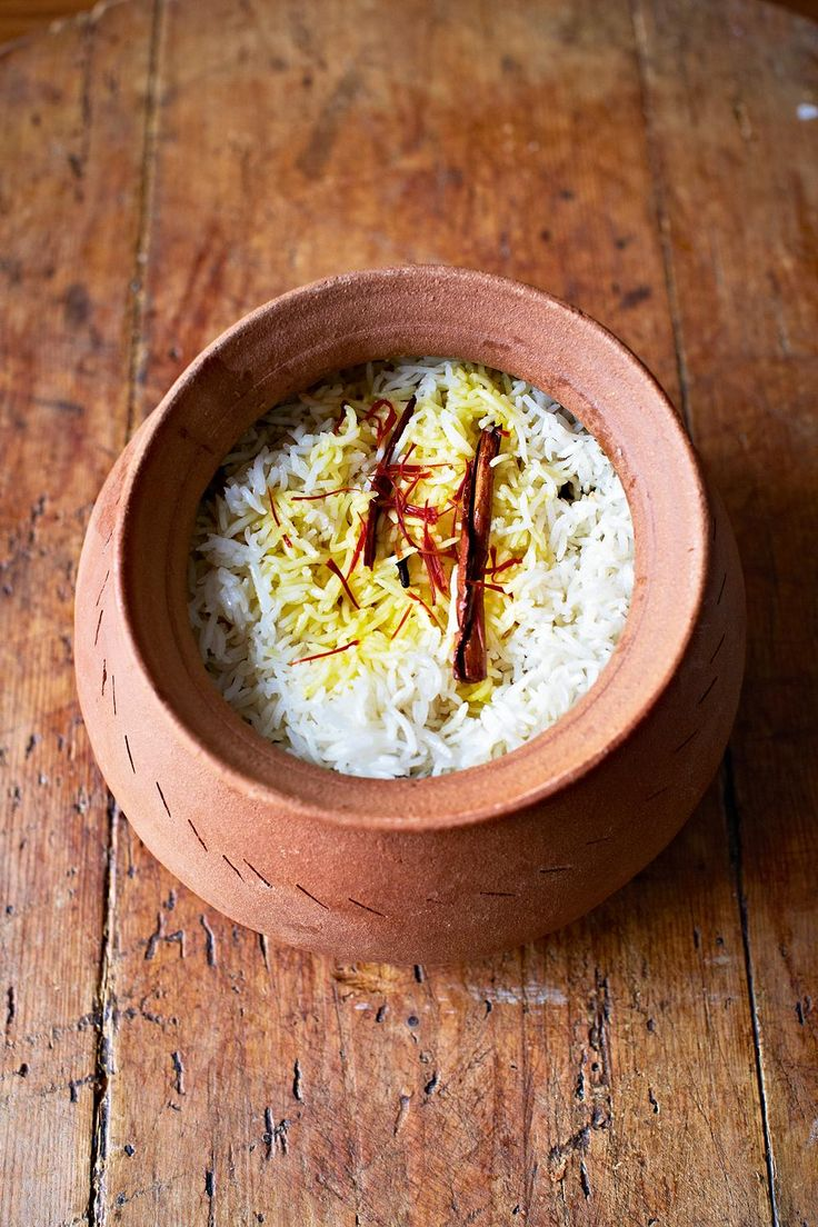 The Perfect Lamb Biryani - The Happy Foodie