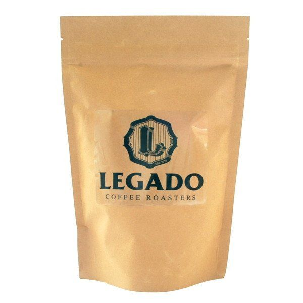 Bursting with fruit flavours like orange, apple & even green mellon, this is a delicious single origin Rwandan coffee to try from Legado Coffee Roasters