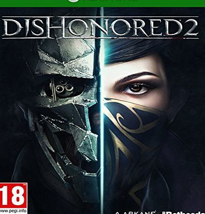 Bethesda Dishonored 2 (Xbox One) No description (Barcode EAN = 5050013388430). http://www.comparestoreprices.co.uk/december-2016-week-1/bethesda-dishonored-2-xbox-one-.asp