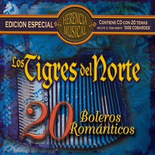 Herencia Musical: 20 Boleros Romanticos [CD]
