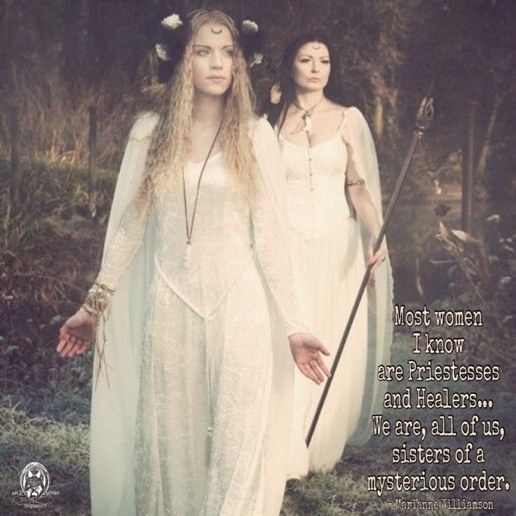 Most women I know are Priestesses and Healers... We are, all of us, sisters of a mysterious order. ~ Marianne Williamson. WILD WOMAN SISTERHOODॐ #WildWomanSisterhood #wildwoman #sisterhood #healers #wehavecometobedanced #wildwomanmedicine #embodyyourwildnature