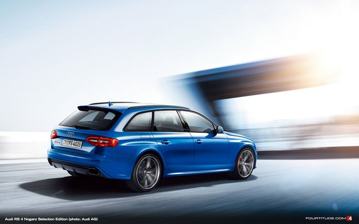 Audi RS 4 Nogaro selection