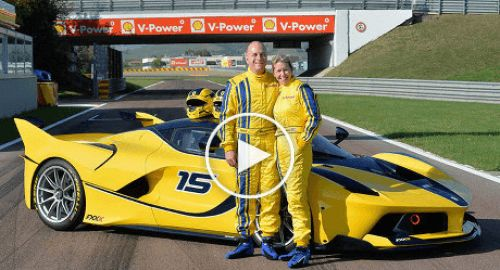 Sadisss Hadiah Ferrari FXX-K Buat Sang Istri, Berbahagialah Wanita Yang Menjadi Istrinya - http://penghematbbm.site/blog/sadisss-hadiah-ferrari-fxx-k-buat-sang-istri-berbahagialah-wanita-yang-menjadi-istrinya/