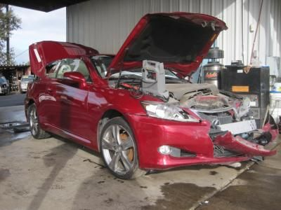 Get used parts from this 2012 Lexus IS 250, Stk#R15525 at AutoGator.com