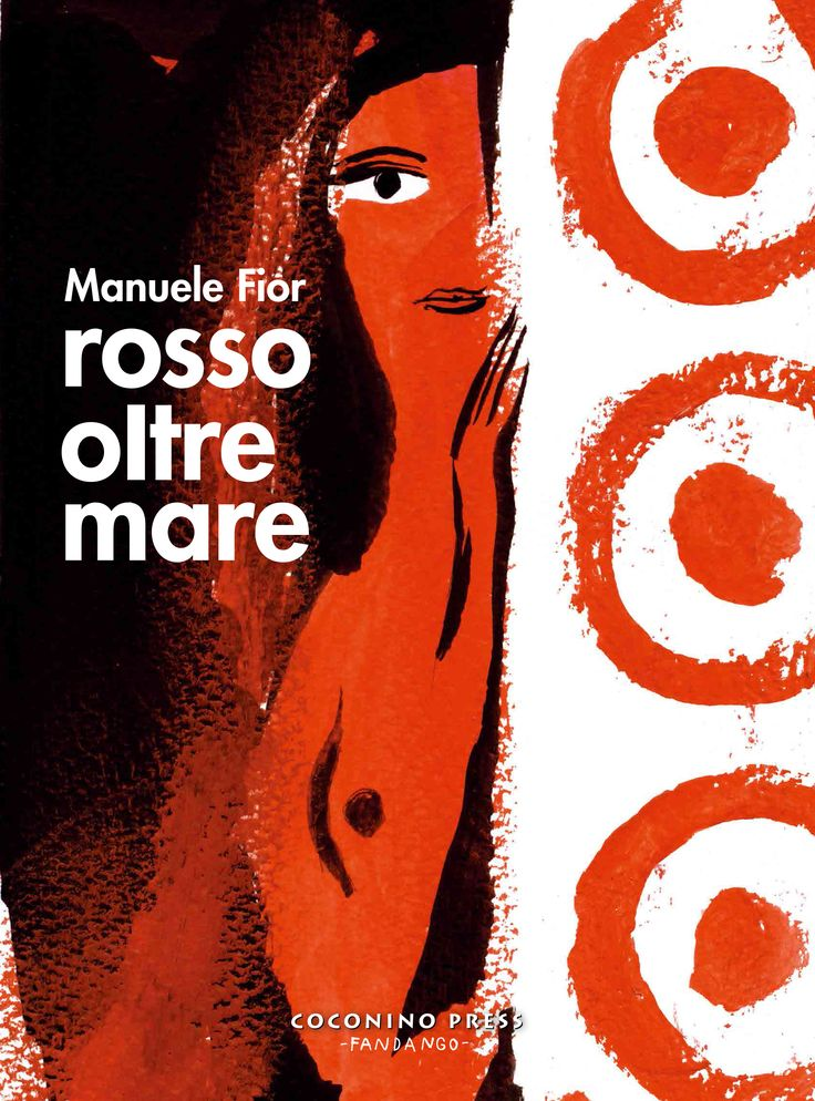 Rosso oltremare, Manuele Fior