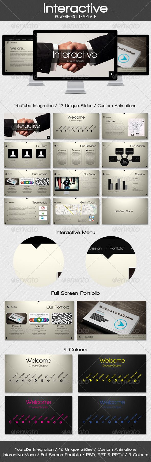 Best Images About Graphika Powerpoint On   Behance