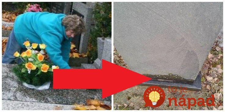 Zozbierali sme od vás rady a nápady, ako najlepšie vyčistiť rôzne náhrobné kamene z rôznych materiálov. Pred príchodom Sviatkov všetkých svätých sa vám určite budú hodiť.