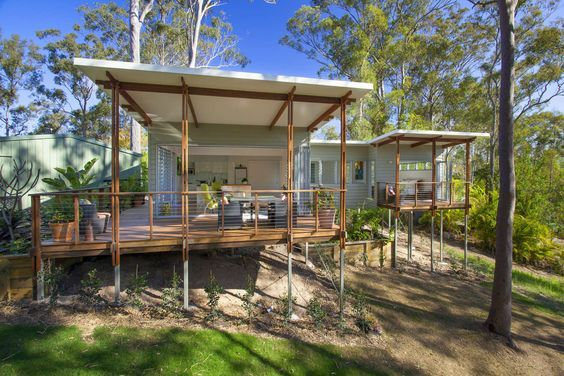 Tropical Architecture Australia- 1 Bedroom house