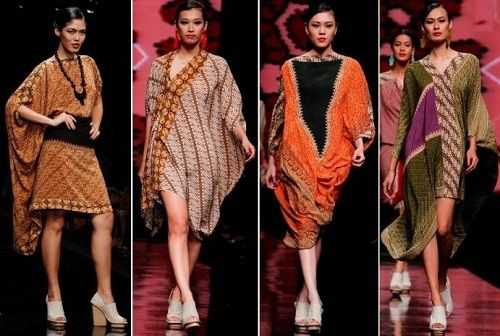 Beautiful Batik fashion from Indonesia