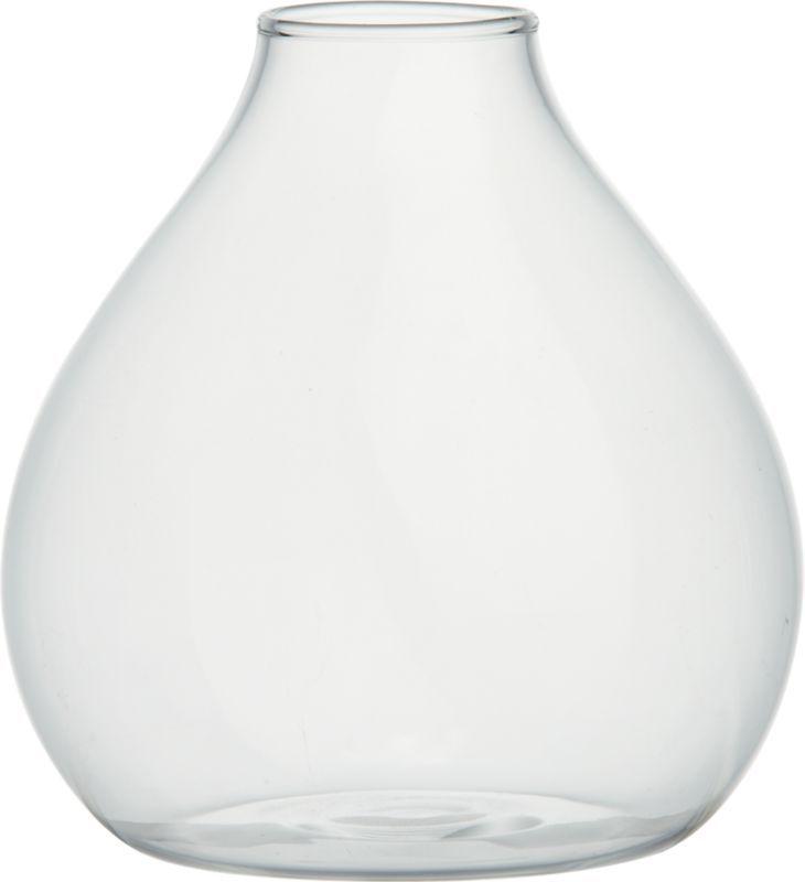 joyce bud vase in vases | CB2