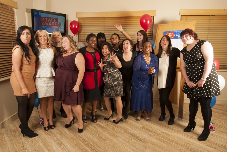 #SWBHawards - The D21 nursing team