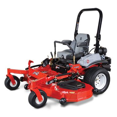 "eXmark Lazer Z X-series 72"" Deck Commercial Lawn Mower"