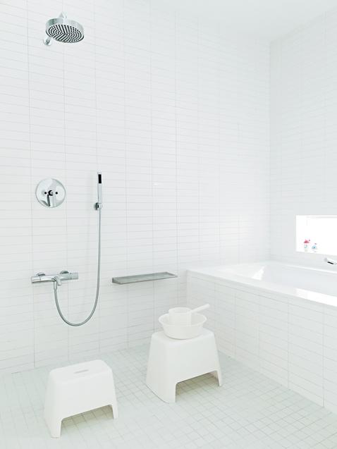 ideal shower room (i miss japan!)