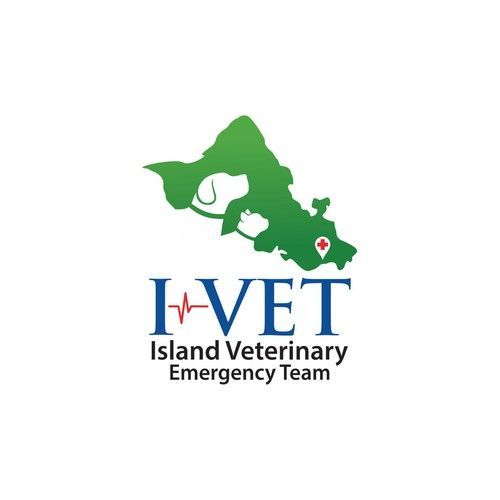 Logo for a Veterinary Emergency Hospital in Hawaii