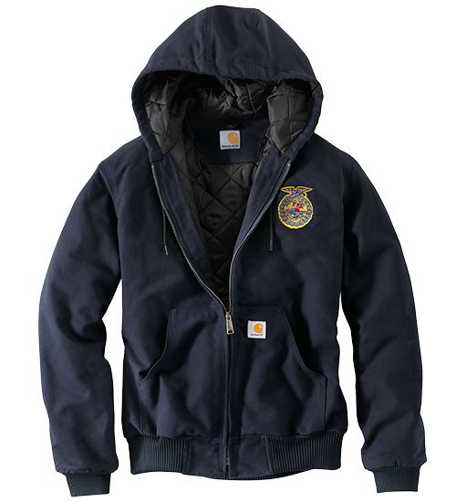 30% off the FFA Carhatt Jacket with coupon code: SALEFFA30 Now thru April 30, 2016!