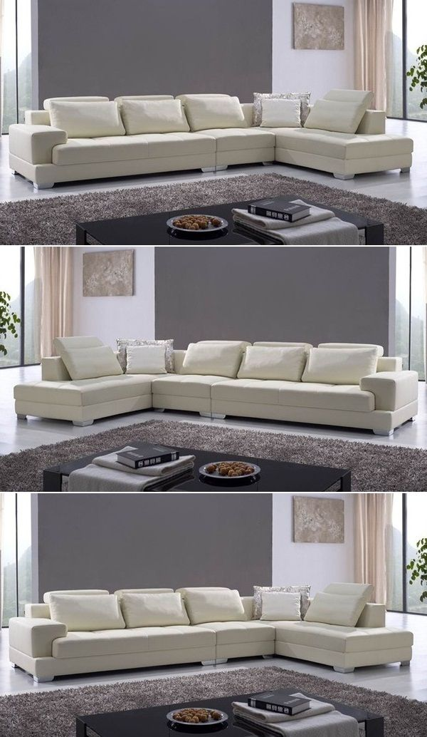 L Shaped Leather Sofa Designs For 2019 L Shaped Leather Sofa Leather Sofa Sofa Furniture
