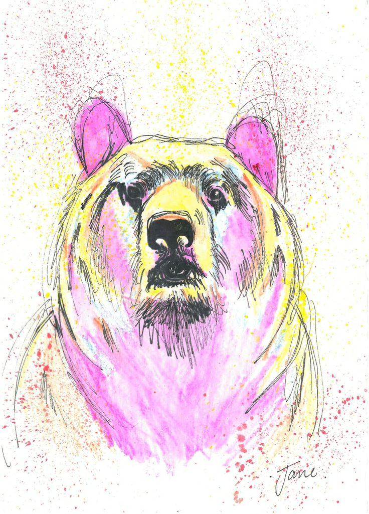 Bear By Jane Burton