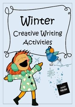Winter-Creative-Writing-Activities-2100037 Teaching Resources - TeachersPayTeachers.com