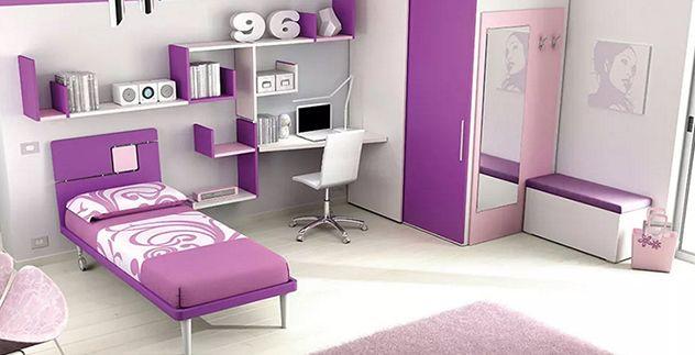 #camerette  #moretticompact #arredamento #bimbi #letto #funzionalità #salubrità #colori #comfort #solution #green