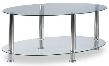 1000 Images About Glass Furniture On Pinterest Nesting