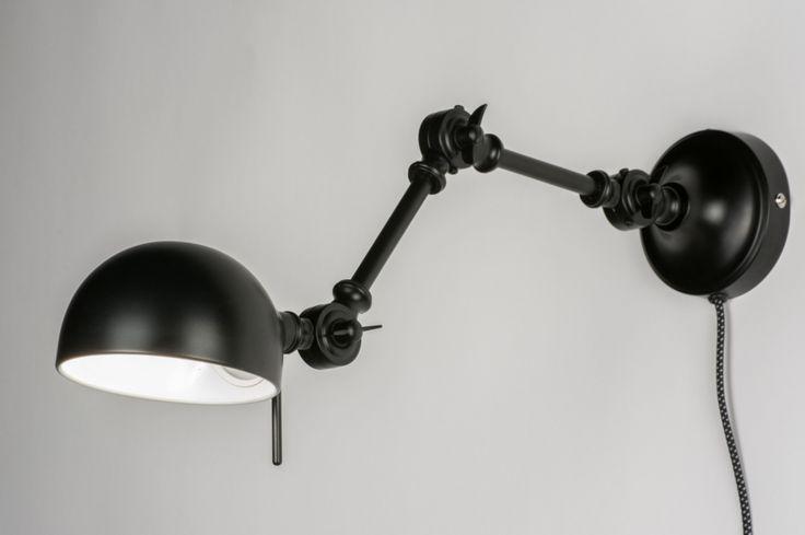 Wandlamp 72273: Modern, Retro, Industrie, Look