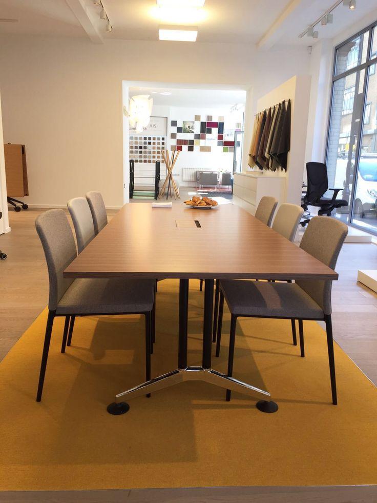 CENO chair | Design: Läufer + Keichel I higher Backrest By Wilkhahn | #ceno