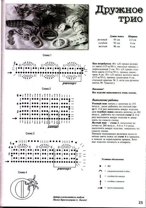 Häkelnadel-MISC | Einträge für Kategorie Stricken Haken-MISC | Blog Liudmila_Sceglova: Liveinternet - Russisch-Service Online-Tagebücher
