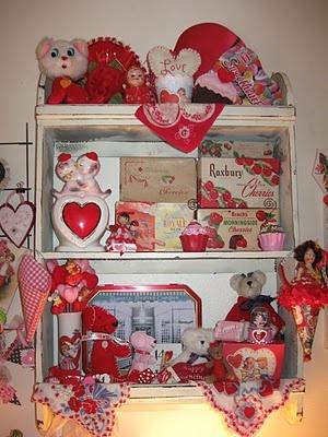 Valentine's Day Display - monkeybox