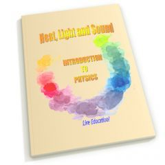 Heat, Light and Sound - Introduction to Physics - Live Education! Waldorf Homeschooling Curriculum Consulting