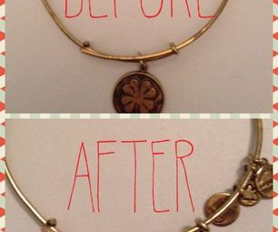 cleaning alex and ani bracelet remove tarnish ani bracelets and how to remove on 5529