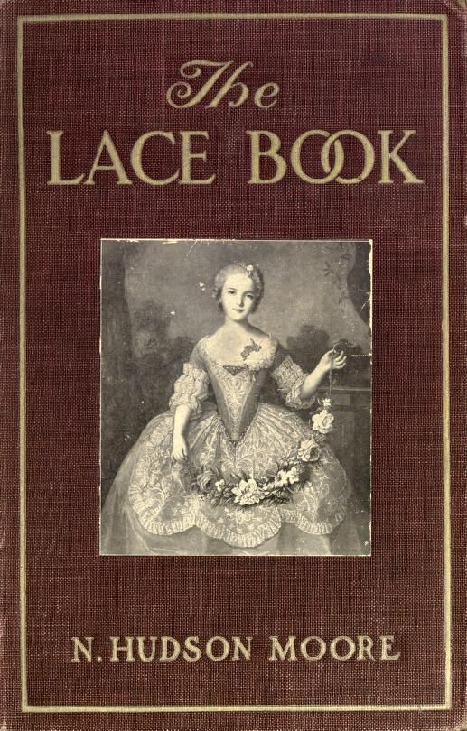 """""""The Lace Book:, 1904."""