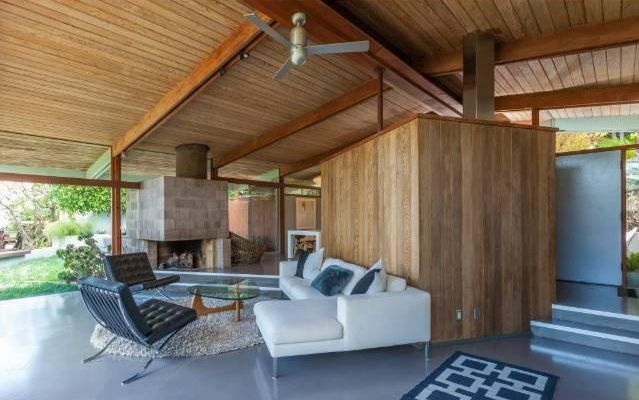 wood and glassMidcentury Modern, Funky Spaces, Dreams House, Interiors Design, 12327Rochedaleln1, Crestwood Hills, Jones Design, Architecture, Quincy Jones
