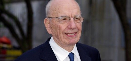 Guess what? He's on Twitter. Yes that's Rupert Murdoch. Now you may go and flame @rupertmurdoch. Enjoy :)