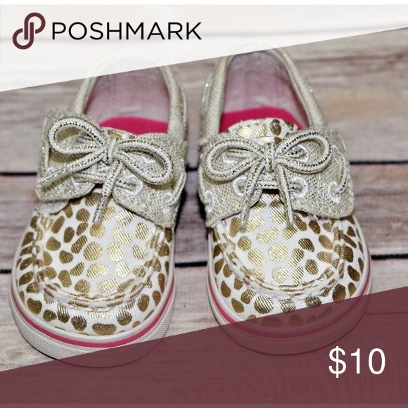 Baby Sperry Crib shoe 2 In very good condition Sperry Shoes Baby & Walker