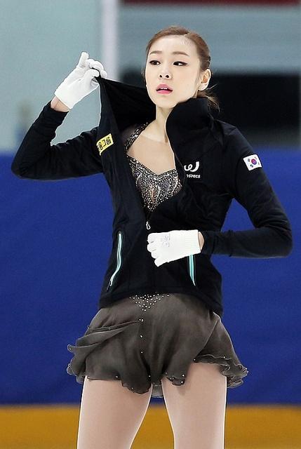 20130106 Korea Figure Skating Championship, Les Miserables - 2 @yunaaaa #YunaKIM