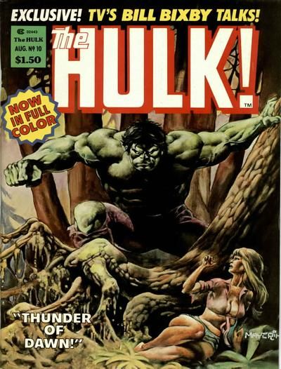 49 best val mayerik images on pinterest comics cartoon art and where the rampaging hulk ends this color magazine begins doug moench and fandeluxe Image collections