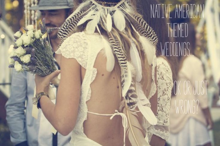 are Native American themed weddings wrong? http://burnettsboards.com/2012/11/native-american-wedding-theme/…my future vintage Native American Pocahontas wedding