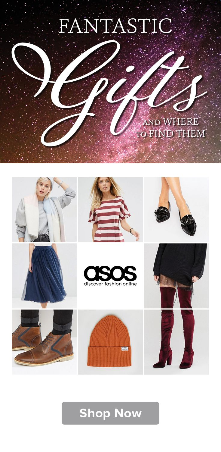Discover the latest in men's fashion and women's clothing online & shop from over 40,000 styles with ASOS. Plus, get your daily fix of the freshest style, celebrity, and music news. Free Delivery on orders over $40!