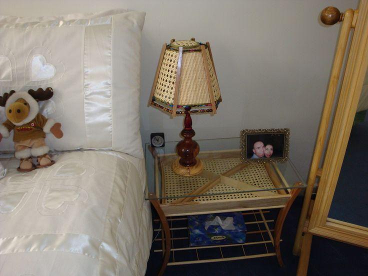 Room, Bed, Light