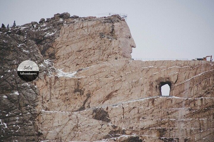 My blogpost on the Crazy Horse Memorial is up on the blog! Such a cool place to visit! #sidlesadventures